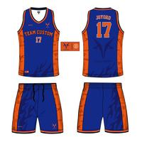 OEM/ODM custom basketball team uniforms 6JT29194