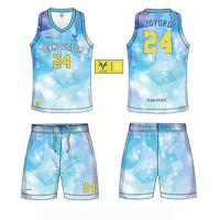 Professional custom basketball jerseys 6JT29204