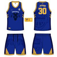 Design customizable basketball jerseys 6JT29193