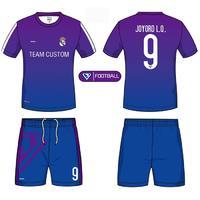 Custom cheap personalised football shirts 6JB39135