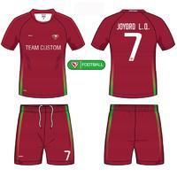custom soccer jerseys sublimation printing soccer uniforms 6JB39133