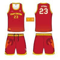 Custom team basketball jerseys 6JT29198