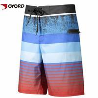 Custom beach shorts mens long board shorts
